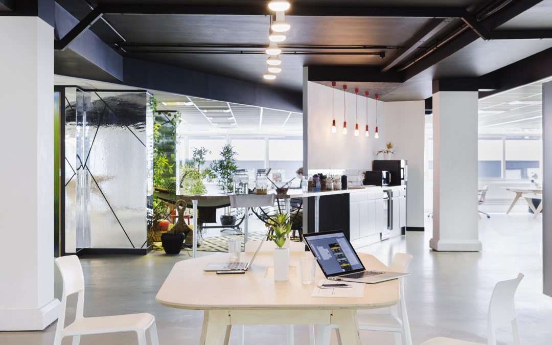 How moving to a Co-working space increased my productivity