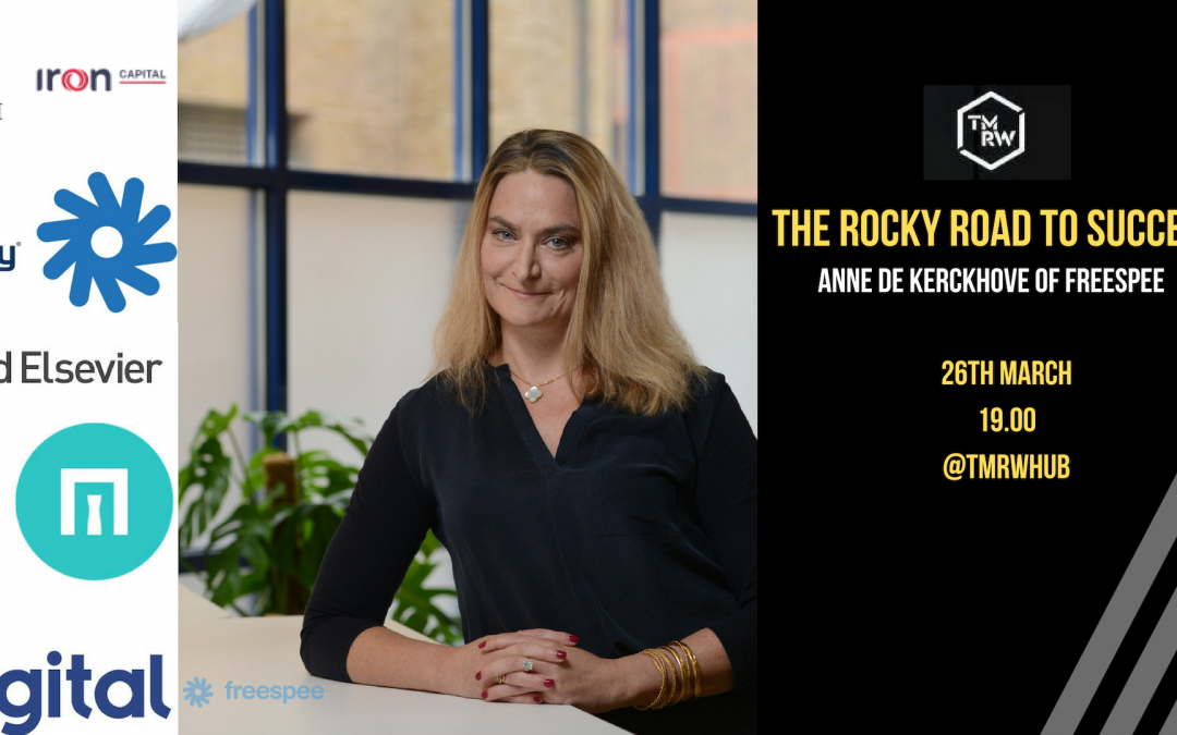 The Rocky Road to Success | Anne de Kerckhove – Freespee
