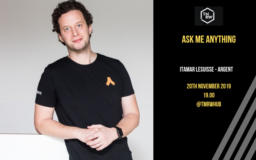 "TMRW ""Ask me Anything"" Session 